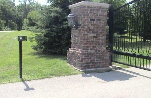 Lake Carroll gates 8