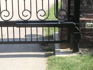 Lake Carroll gates 2